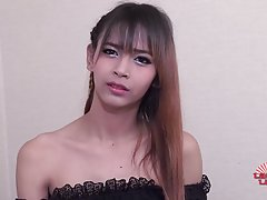 Bly is a very pretty tgirl with a sexy slim body, small natural tits, a nice firm bubble butt and a delicious small uncut cock! Enjoy this hot ladyboy showing her stuff!